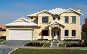 Aerostone upgrades to residential house